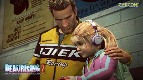 Dead Rising 2: Case Zero Chuck and Daughter