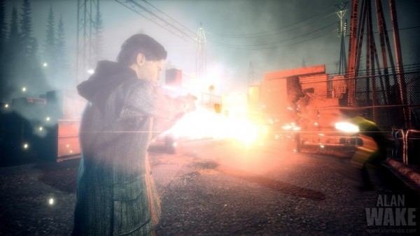 Alan Wake Flaregun