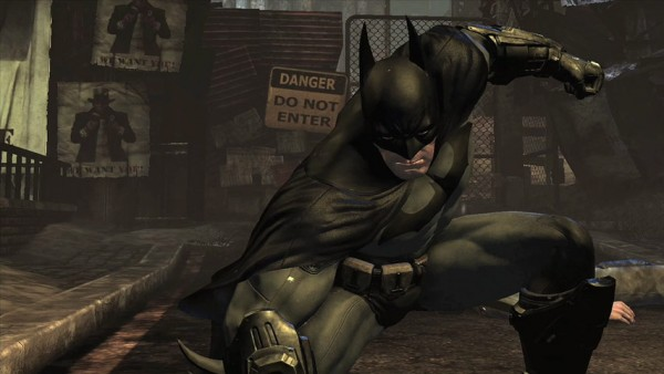 Batman Arkham City Trailer