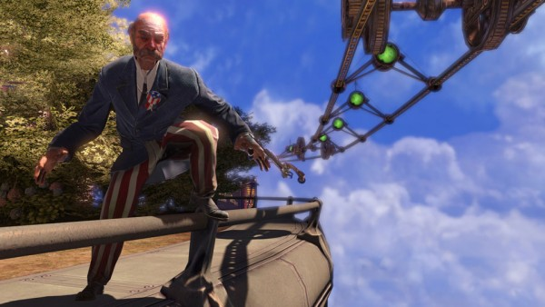Bioshock Infinite Old Man