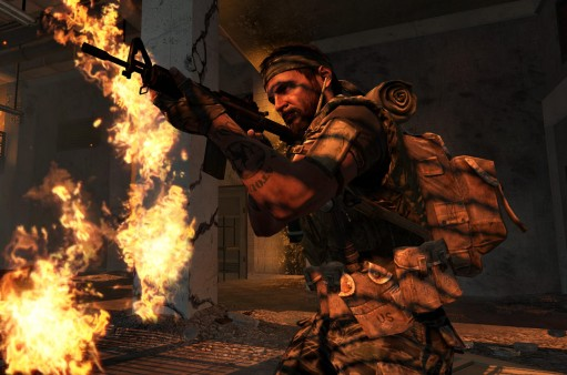 Call of Duty: Black Ops - Fire