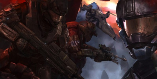 Halo: Reach Statistics Galore