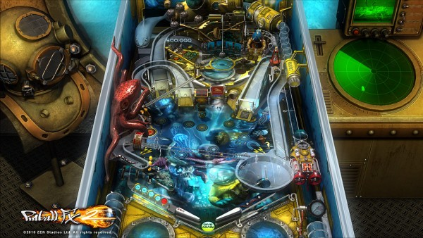 Pinball FX 2 - Secrets of the Deep