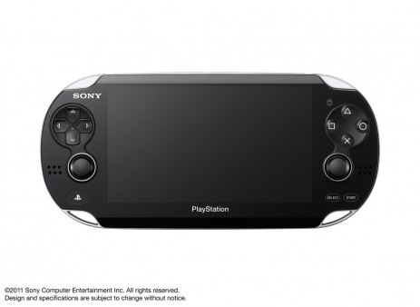 PSP 2 - Front