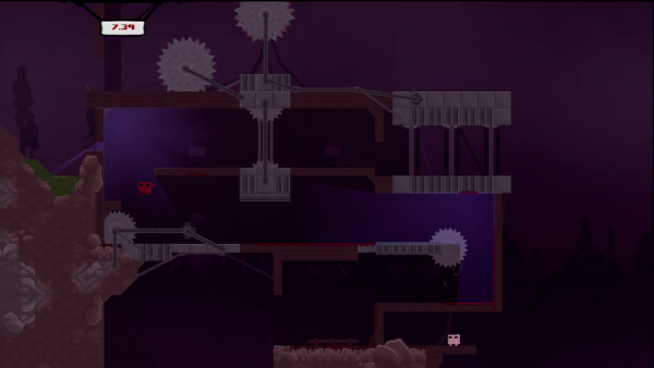 Super Meat Boy - World 2